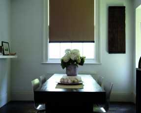 orissa flax roller blinds
