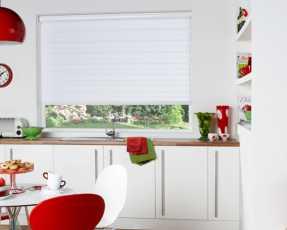 white vision twist blinds